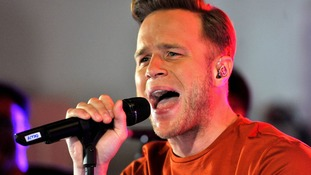 Olly Murs joins The Voice UK.