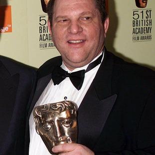 Harvey Weinstein won a Bafta in 1996 for his film Shakespeare in Love.