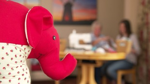 Inspiring Britain: Lorna Cunningham's ingenious 'memory elephants' helping families cherish loved ones