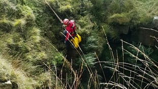 Credit: Rossendale and Pendle Mountain Rescue