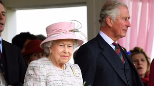The Queen is gradually handing over duties to Prince Charles and other royals.