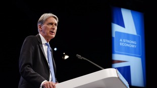 Philip Hammond spoke about the possibility of 'no deal' to The Times.