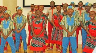 African children's choir to perform at Bradford College