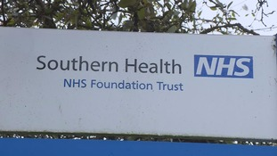 Southern Health sign