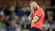 New Balance says it does not Stokes' behaviour