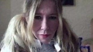 Sally Jones was dubbed the 'White Widow'.