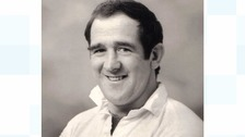Rugby union legend, Brian 'Stack' Stevens, passed away aged 77 this week.