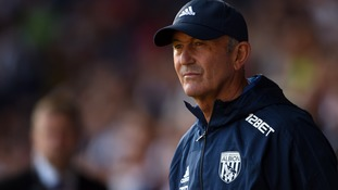 Tony Pulis has dismissed links to the Wales job