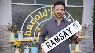 Former Coronation Street star Ryan Thomas has joined the cast of Australian soap Neighbours.