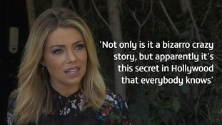 Lauren Sivan, who is now a TV reporter in LA, claims Harvey Weinstein's reputation was well known.