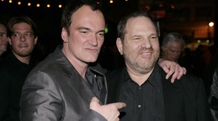 Harvey Weinstein, seen with director Quentin Tarantino in 2007, established himself as one of Hollywood's most powerful figures.