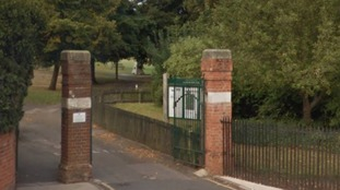 A sixteen-year-old was violently robbed during the lunchtime attack.