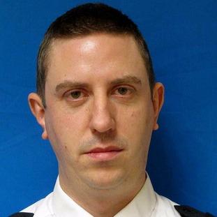 Merseyside Police PC David Phillips.