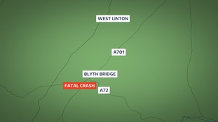 86-year-old woman killed in Borders collision