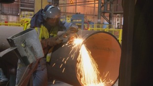 Steel-making safeguarded in Hartlepool