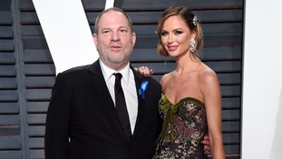 Weinstein and wife Georgina Chapman.