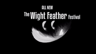 Wight Feather Festival logo
