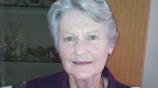 Anne Cameron went missing from a nursing home.