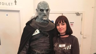 Self taught make up artist from South Shields to work on The Walking Dead