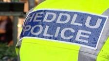 82-year-old man dies after collision near Caerwent
