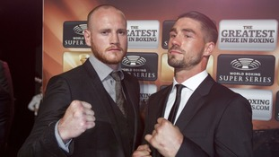 Watch George Groves against Jamie Cox live on ITV Box Office in the World Boxing Super Series this Saturday