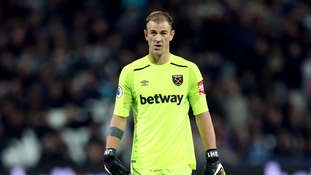 West Ham boss Slaven Bilic says Joe Hart is unfairly targeted by critics