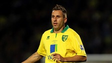 Darren Huckerby has left Norwich City.