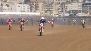 Weston Beach Race