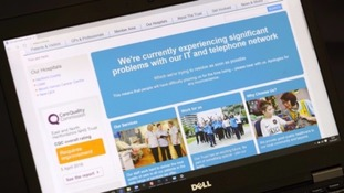 Dozens of NHS trusts were affected by the Wanna Cry cyber attack.
