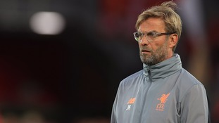 Liverpool boss Jurgen Klopp dismisses Manchester United ambition
