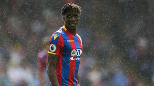 Roy Hodgson believes Wilfried Zaha can lift lowly Crystal Palace