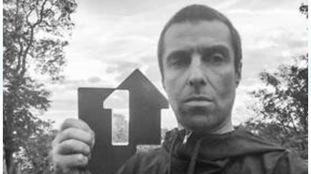 Liam Gallagher enters the Official Album Charts at number 1.