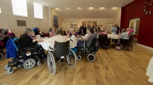 Care home refurbished to help disabled patients
