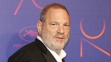 Harvey Weinstein in Cannes in May.