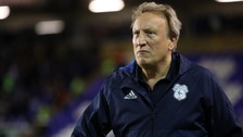 Warnock furious with ref in Cardiff's loss to Birmingham
