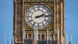 Big Ben to chime again over Christmas