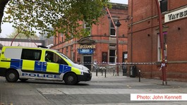 Violence at Walsall Boxing Event