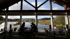 Tebay services on the M6 made the top 10 list of best rated motorway services in England.
