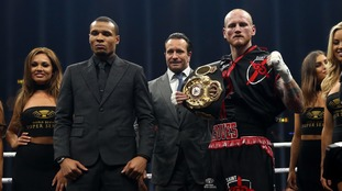 George Groves hopes Stamford Bridge is stage for Chris Eubank Jr showdown