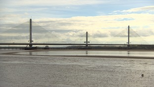 First commuters cross new Mersey Gateway as tolls row continues