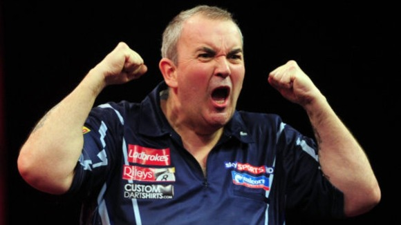 Phil Taylor considers quitting darts