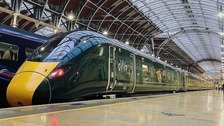 Fault delays launch of new Great Western Railway train