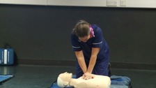 Heart charity warns lack of CPR knowledge could cost lives