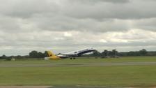 Flight operation bringing back stranded holidaymakers ends