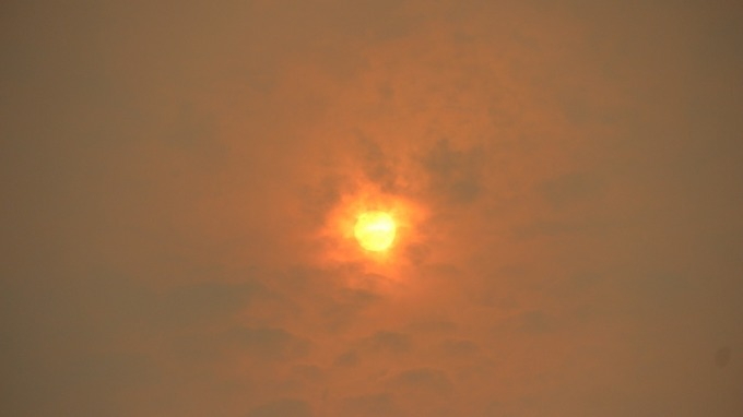 Image result for the red sun today