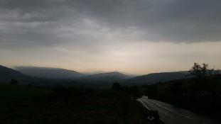 Howgill fells, Cumbria