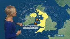 Wales Weather: Be prepared!
