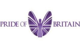 Finalist for 2017 Pride of Britain Awards in Anglia region
