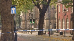 Photo of the scene in Walsall