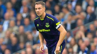 Everton's Phil Jagielka - We will keep working hard to get out of 'tough period'